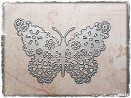 Stanzform-Steampunk Schmetterling 4040