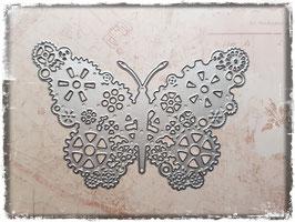 Stanzform-Steampunk Schmetterling 4040