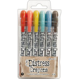 Tim Holtz-Distress Crayons #7