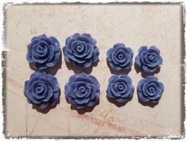 Harzblumen - indigo