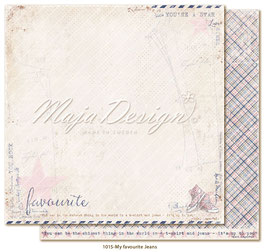 Maja Design-Denim & Girls/My favourite Jeans