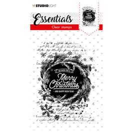 Studio Light Clear Stamps A7 Essentials-/Nr.468