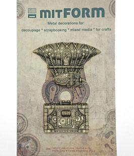 Mitform-Metall Charms/Travel 3