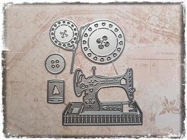 Stanzformen - Nähmaschine 2 - 3029