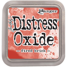 Distress Oxide Stempelkissen-fired brick