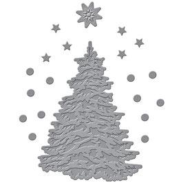 Spellbinders Stanzform-O Christmas Tree