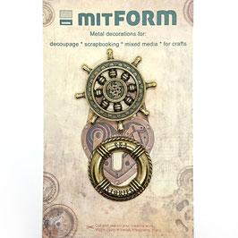 Mitform-Metall Charms/Marine 2