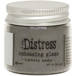 Ranger by Tim Holtz-Distress Embossing Glaze/hickory smoke