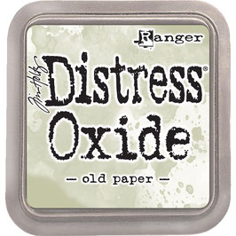 Distress Oxide Stempelkissen-old paper