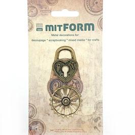 Mitform-Metall Charms/Padlocks 2