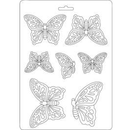 Stamperia-Soft Mould A5-Butterflies K3PTA531