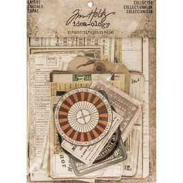 Idea-Ology by Tim Holtz/Layers Collector