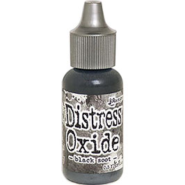 Distress Oxide Nachfüller-black soot