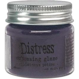 Distress-Embossing Glaze/villainous potion