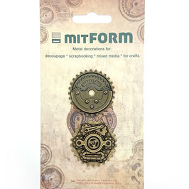 Mitform-Metall Charms/Assembly