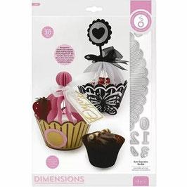 Tonic Studios Stanzform-Dimensions Cute Cupcakes 3353E
