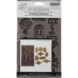 Re Design with Prima Marketing-Silikonform/Grandeur Keyholes
