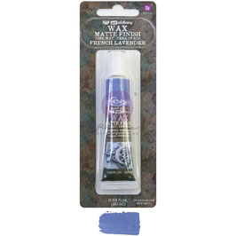 Art Alchemy-Matte Finish Wax/French Lavender