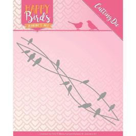Find It Trading Stanzform-Happy Birds/Bird Friends