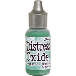Distress Oxide Nachfüller-evergreen bough