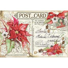 Stamperia Reispapier 33x48-DFS418