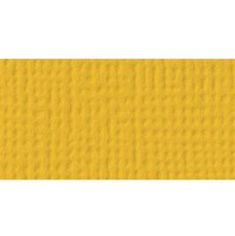 American Craft's Cardstock 31-71036 Mustard