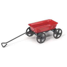 Darice-Timeless Miniatures/Metal Wagon