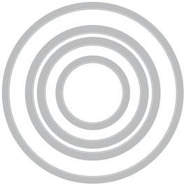 Sizzix by Tim Holtz Framelits-Stanzform/Circles