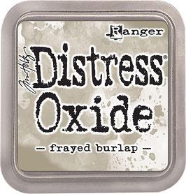 Distress Oxide Stempelkissen-frayed burlap