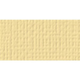 American Craft's Cardstock 40-71040 Butter