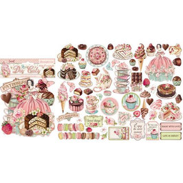 Stamperia-Die Cuts Sweety