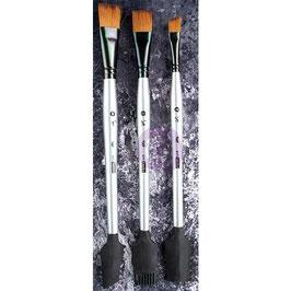 Finnabair-Art Basics Texture Brushes Set # 1