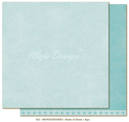 Maja Design-Shades of Denim/Aqua