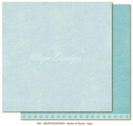 Maja Design-Shades of Denim/Aqua
