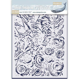 Stamperia-Stencil/KSTD058