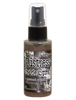 Distress Oxide Spray-ground espresso