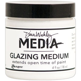 Dina Wakley-Glazing Medium/Dose 118ml