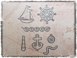 Stanzform-Segelboot 4047