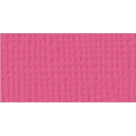 American Craft's Cardstock 14-71019 Raspberry