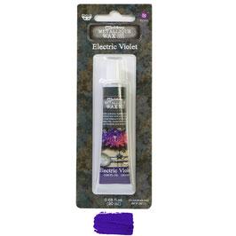 Finnabair Art Alchemy-Metallique Wax/Electric Violet