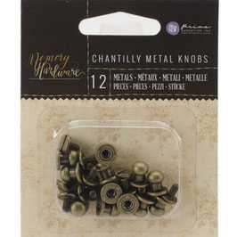 Prima Marketing-Metal Knobs