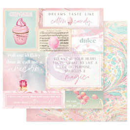 Prima Marketing-Dulce/Fairy Dust 12x12""