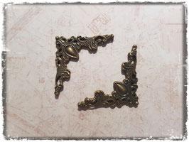 Buchecken - Vintage bronce 302