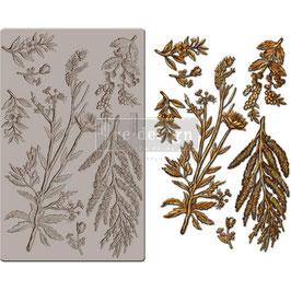 Re Design with Prima Marketing-Silikonform/Herbology