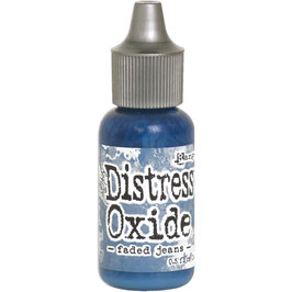 Distress Oxide Nachfüller-faded jeans