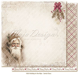 Maja Design-Holiday in the Alps/Santa Claus
