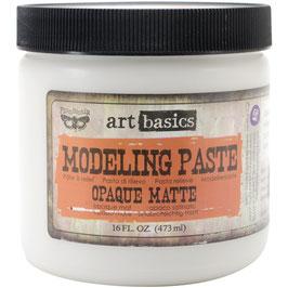 Finnabair Modeling Paste-Opaque Matte/473ml