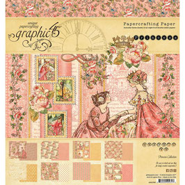 Scrapbooking-Graphic 45/Princess 8x8""