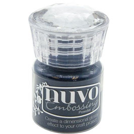 Nuvo-Embossing Pulver/Duchess Blue