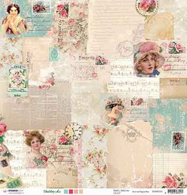 Studio Light - Shabby Chic Nr.03 - 12x12""